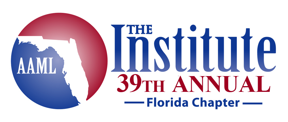 39th Annual Institute Logo